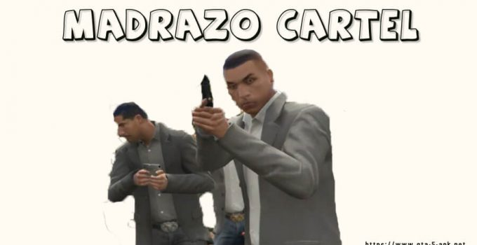 Madrazo Cartel Gang