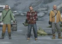 GTA 5 Characters Michael, Trevor and Brad